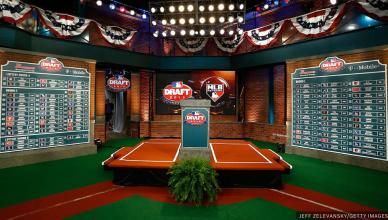 Astros Draft
